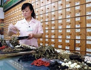 Kinesiske urter mot H1N1