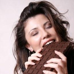 Stress og sjokolade henger ofte sammen