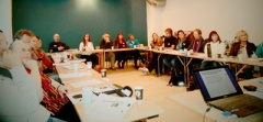 Bilde fra konferansen