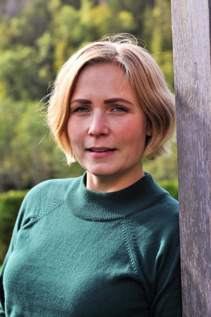 Vibeke Isaksen, Kostholdsveileder TMS