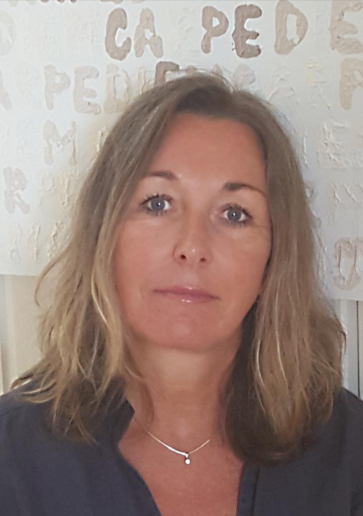 Cathrine Berge, Kostholdsveileder TMS